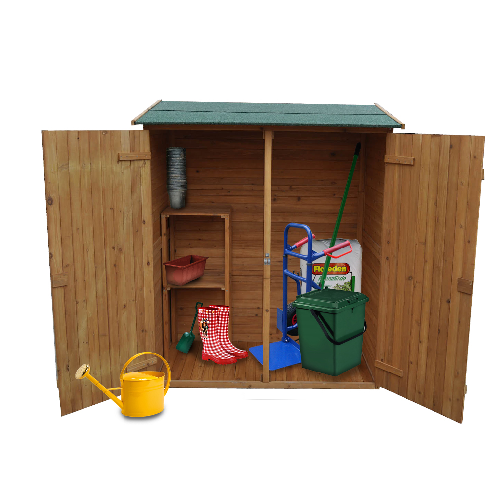Wooden garden tool shed uk hay shed plans free for Equipment shed plans free