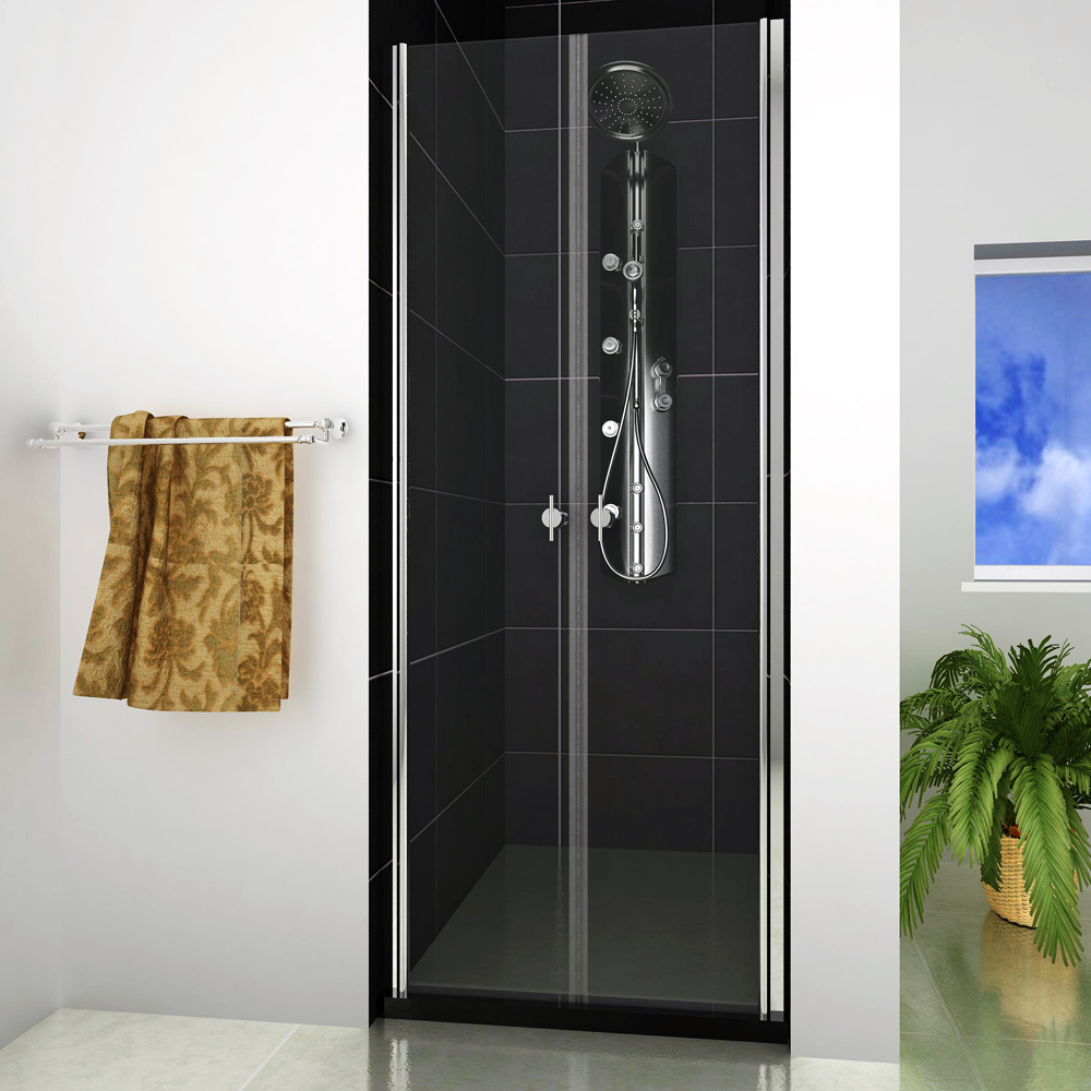 Imanes Para Mamparas Baño:Glass Shower Enclosures with Safety