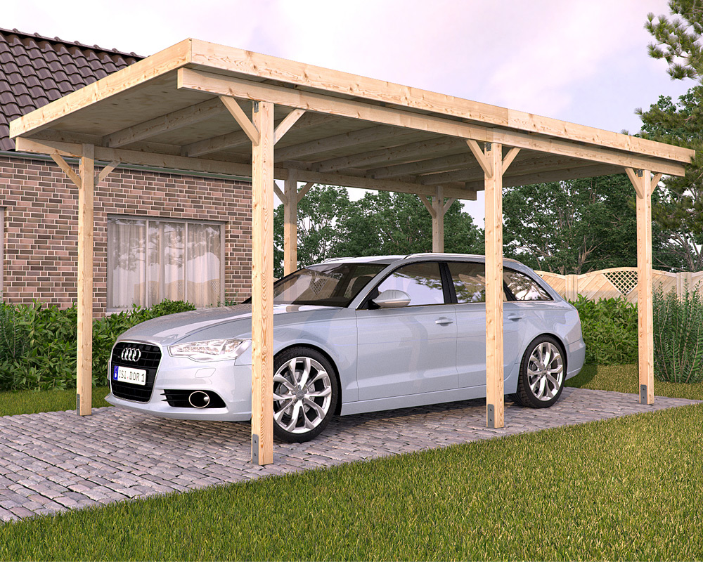 wood carports photos - photo #8
