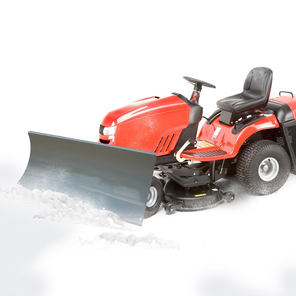 Garden Tractor Snow Plows : Snow plow snowplough shovel shield for quad atv lawn