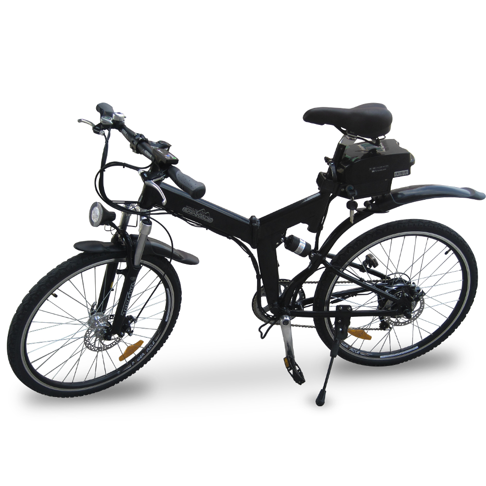 electric bicycle e bike mountain bike pedelec folding 26. Black Bedroom Furniture Sets. Home Design Ideas