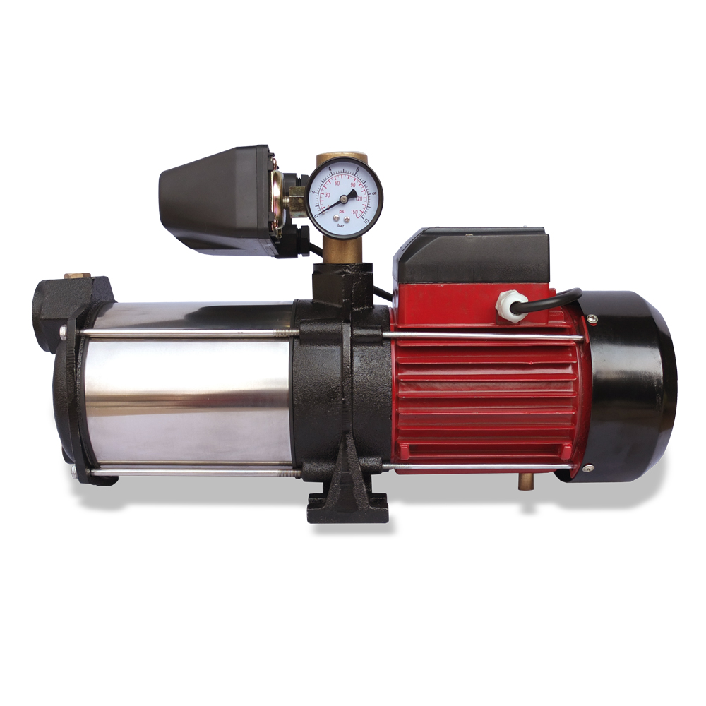 Rotenbach 1300w centrifugal pump jet house water plant for Garden pool pumps