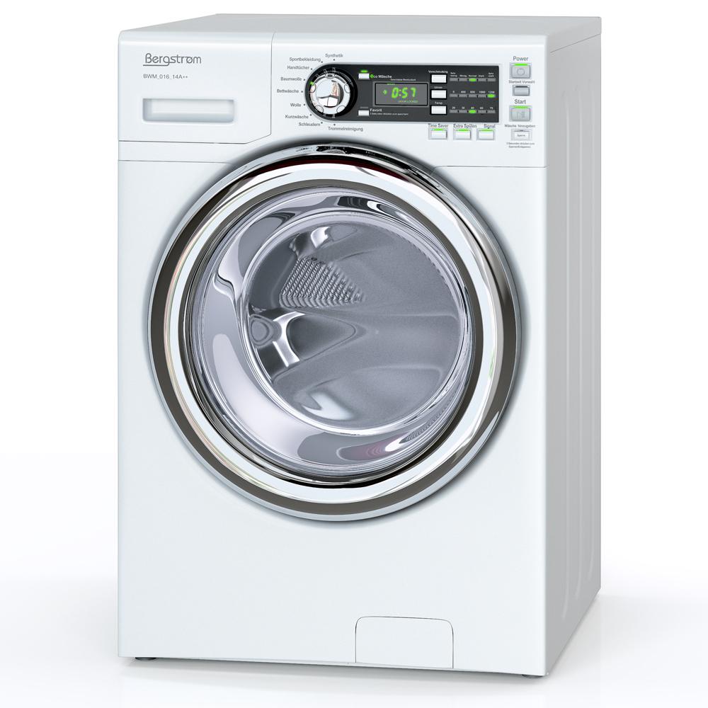 Bergstroem A Front Loader Washing Machine 14kg 1200