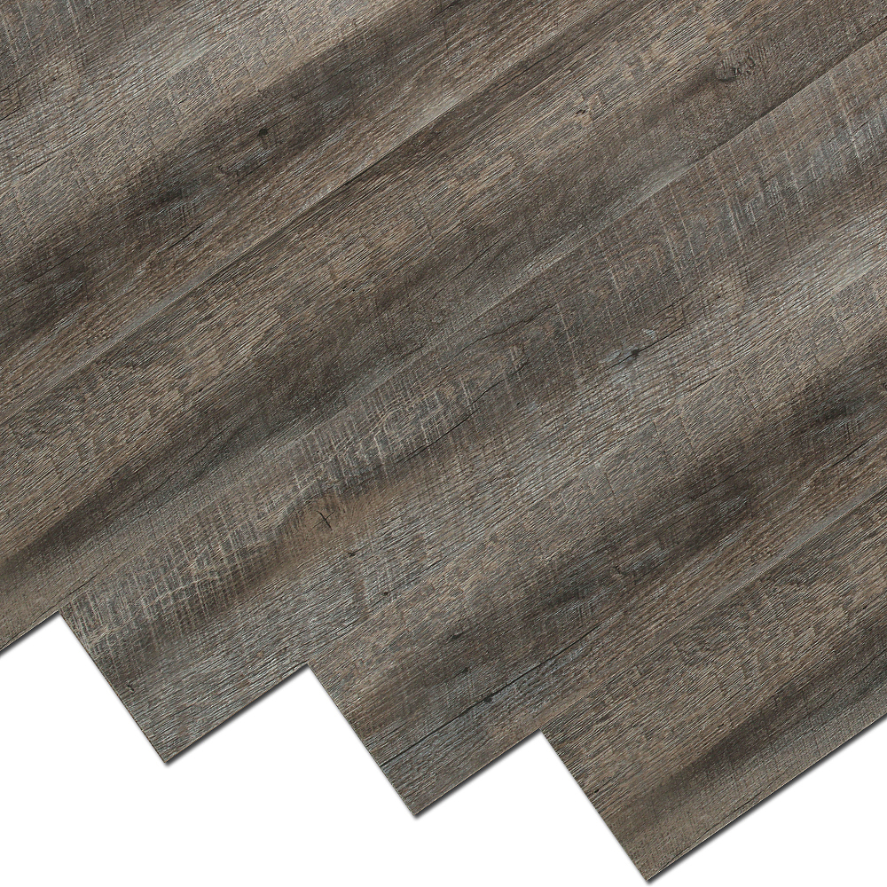 vinyl laminated floor boards planks floor covering wood look floor old wood ebay. Black Bedroom Furniture Sets. Home Design Ideas