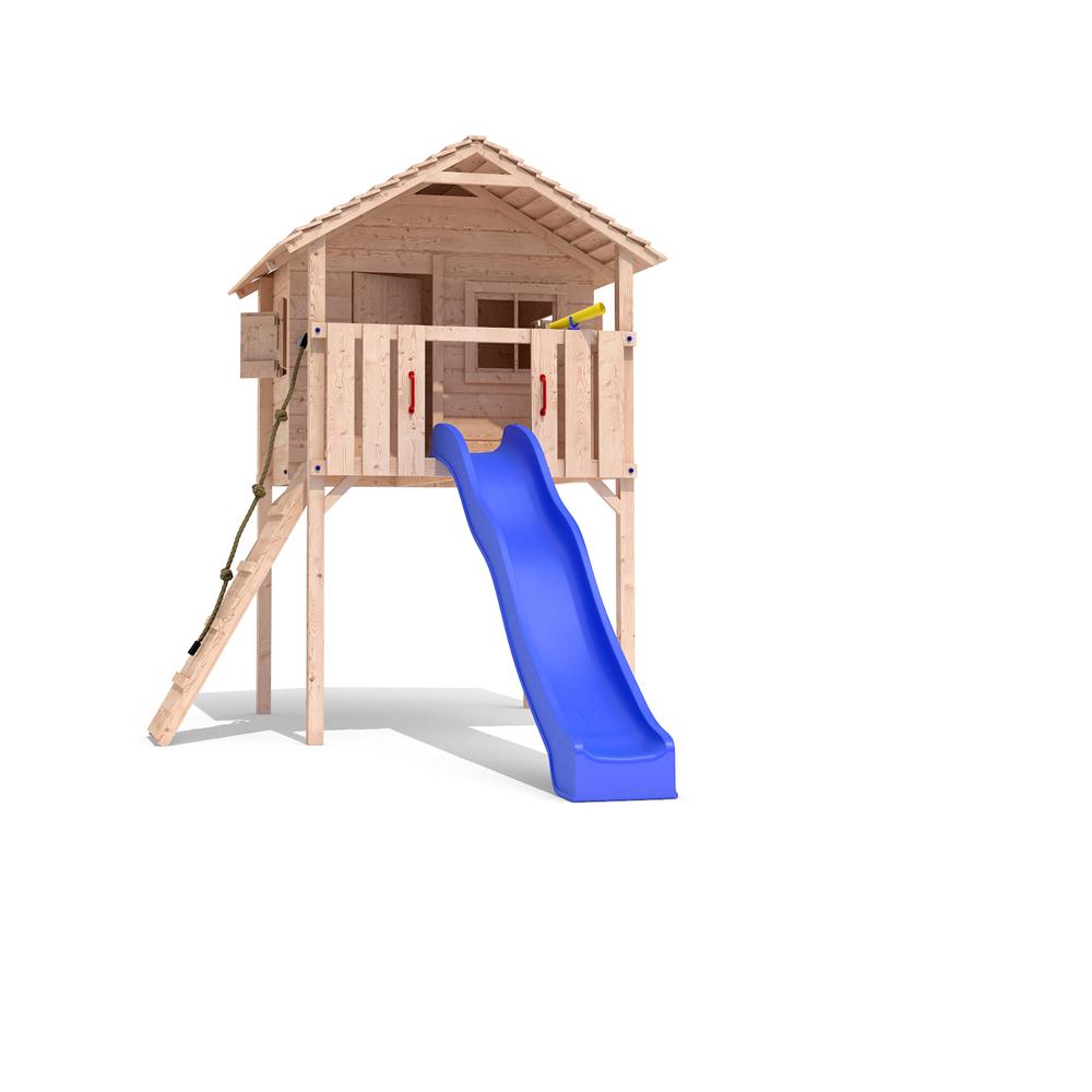 Casa sull albero per giardino de bambini for Costruire una casa virtuale online