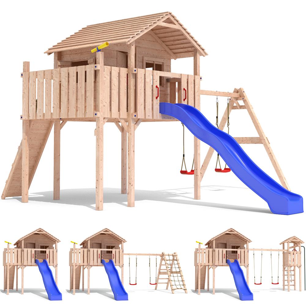 Costruire una casa sull albero per bambini blue forest for Costruire la propria casa online