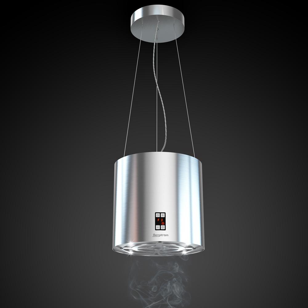 bergstroem design hotte de cuisine lot en suspension acier inox hotte. Black Bedroom Furniture Sets. Home Design Ideas
