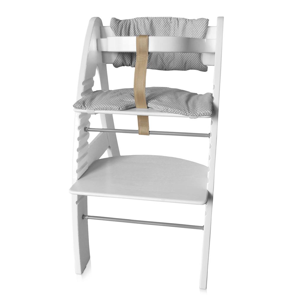 B b enfant chaise haute en bois avec escaliers et for Chaise escalier
