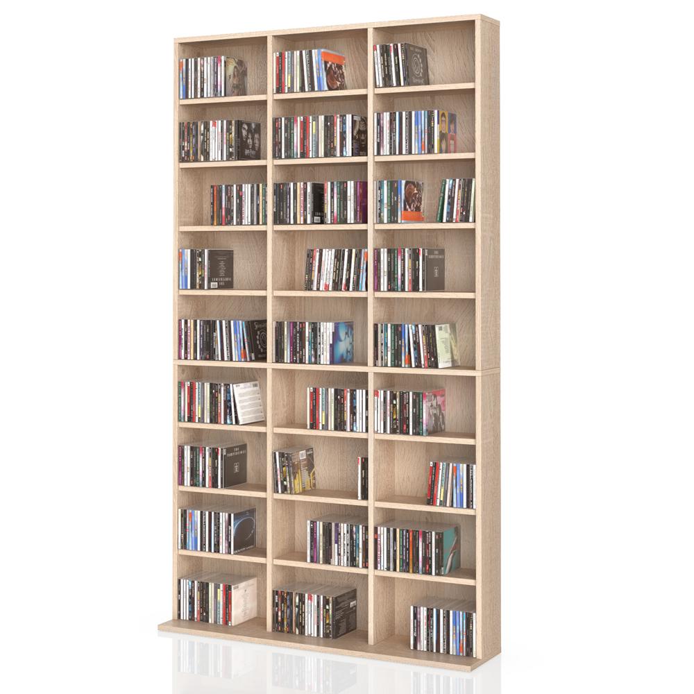 mensola da parete per cd dvd mensola libreria mensola