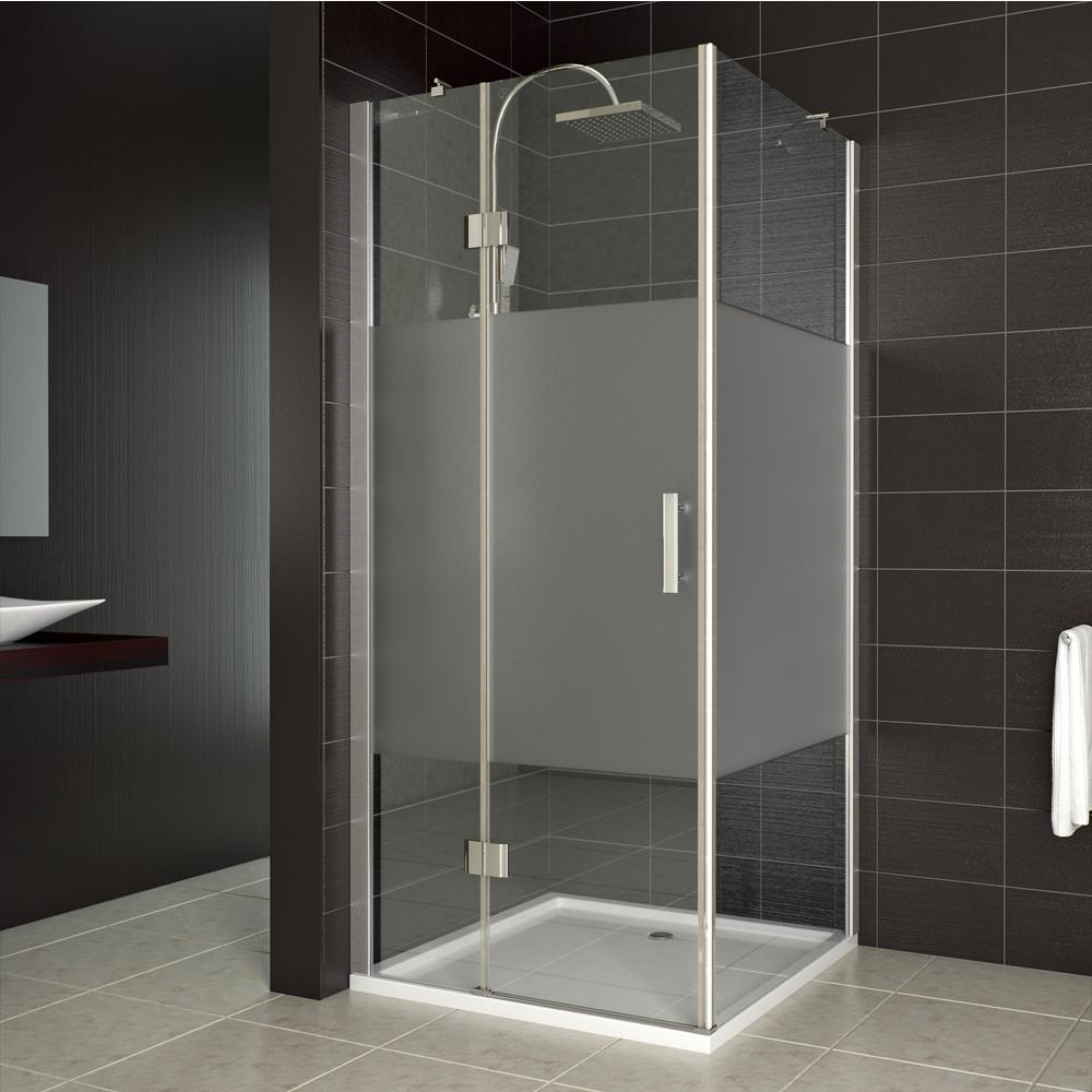 Ducha cabina de ducha cuarto de ba o 80x80 cm nano duchar for Mamparas de ducha 80x80