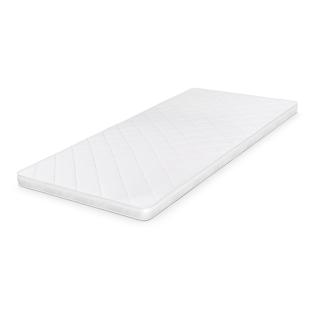 vitalispa elastic foam overlay mattress foam topper mattress pad 90x200 ebay. Black Bedroom Furniture Sets. Home Design Ideas