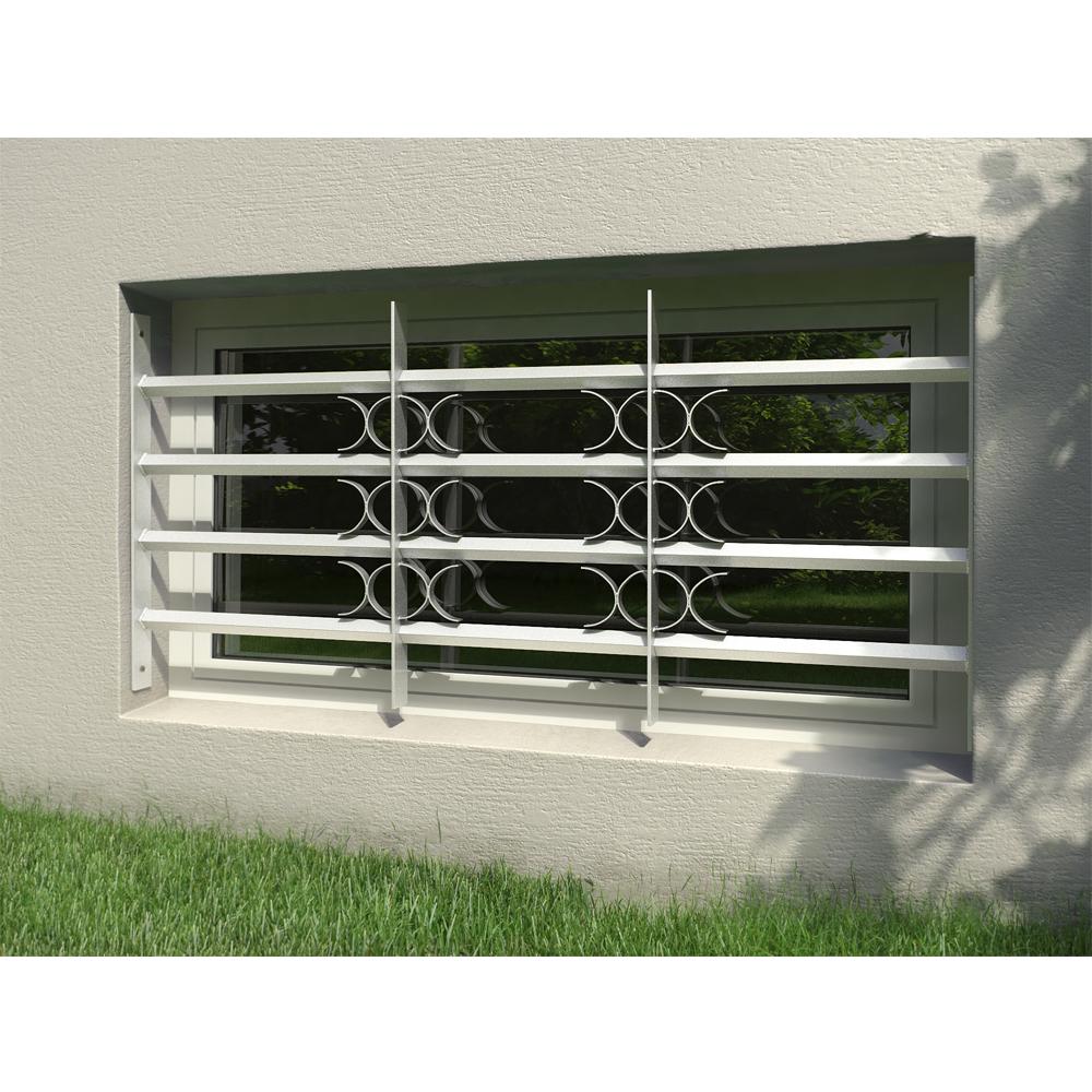 Window security grilles burglar protection galvanized