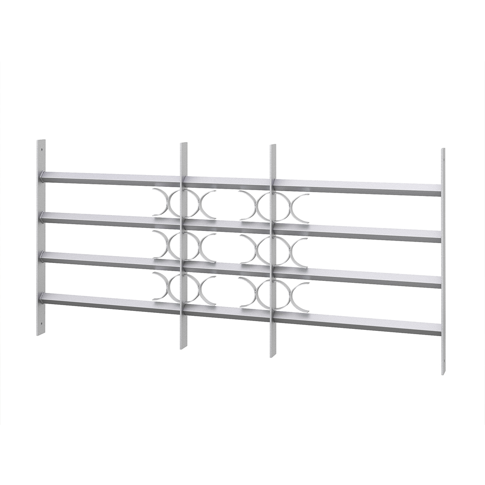 grille de fen tre de s curit pour fen tre protection cambriolage 600 700 1050mm ebay. Black Bedroom Furniture Sets. Home Design Ideas