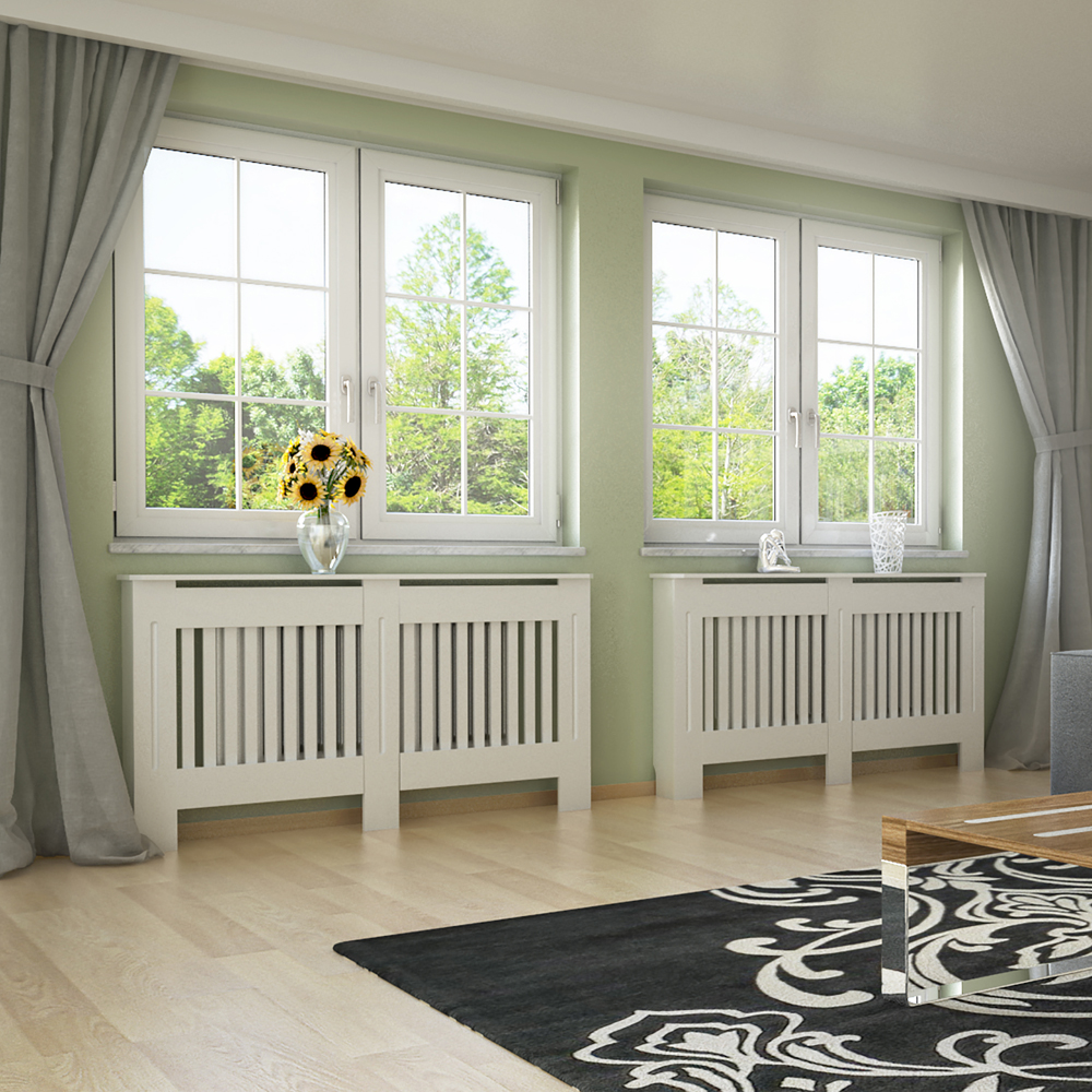 cache radiateur design maison de campagne radiateur habillage 112 19 81 ebay. Black Bedroom Furniture Sets. Home Design Ideas