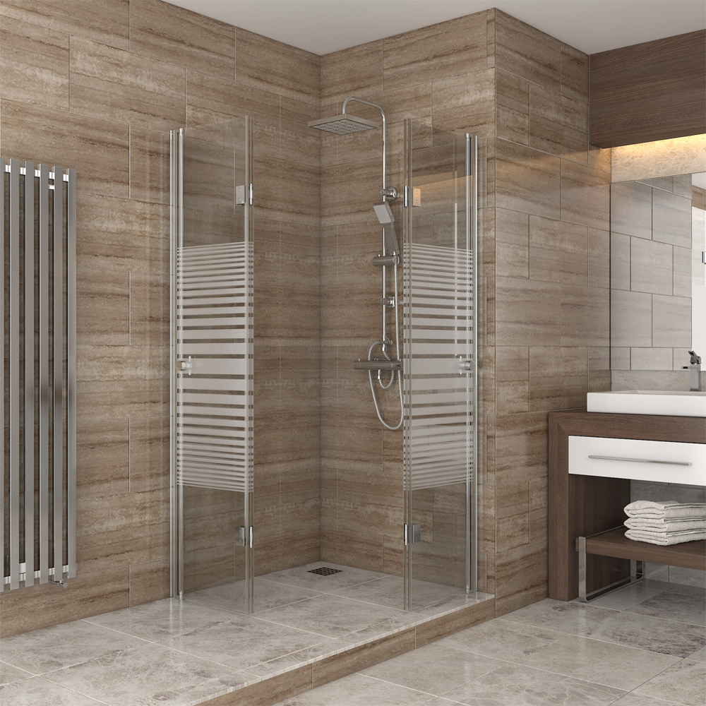 douche cabine de douche porte pliante cloison de. Black Bedroom Furniture Sets. Home Design Ideas