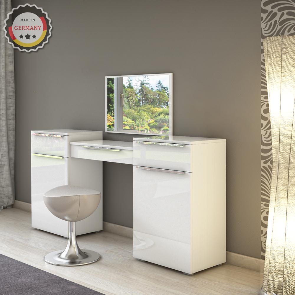 coiffeuse design coiffeuse set de maquillage commode avec. Black Bedroom Furniture Sets. Home Design Ideas