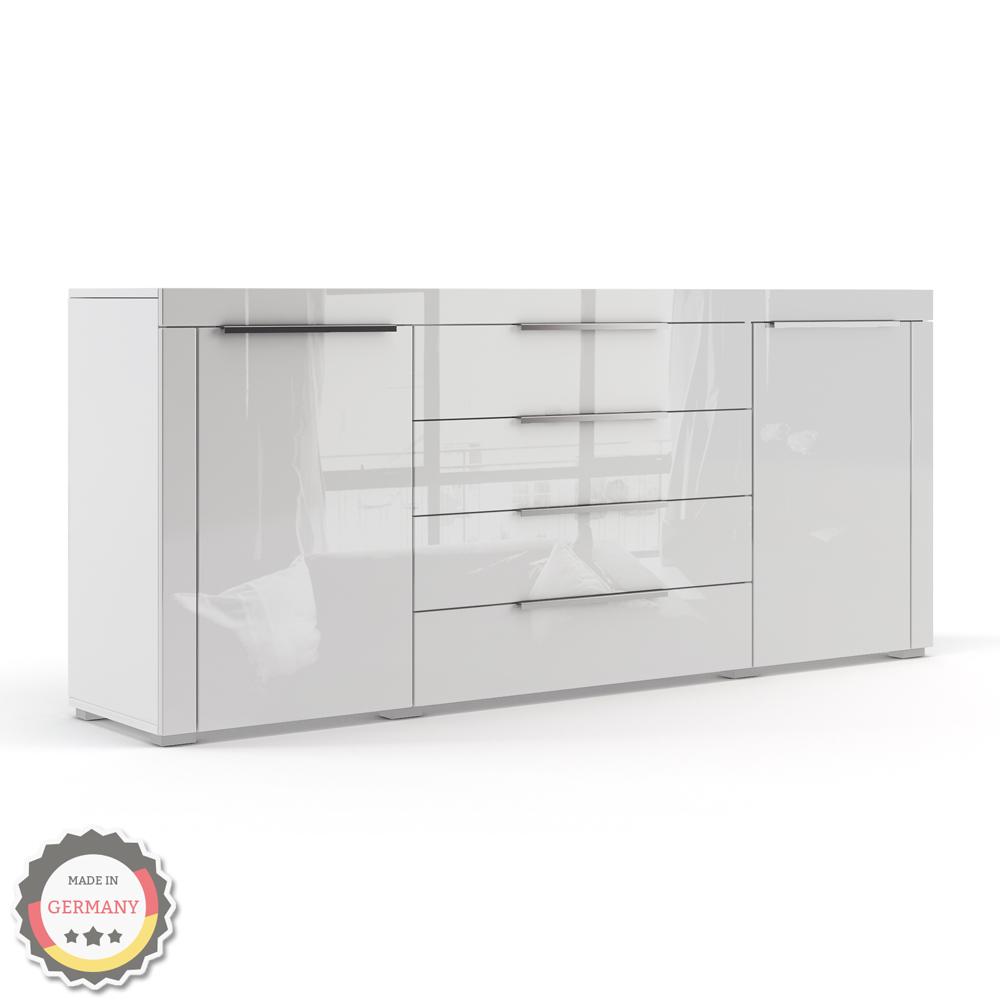Aparador mueble aparador de dise o c moda estanter a - Mueble aparador blanco ...