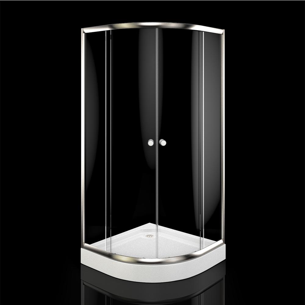 Doccia senza scarico duylinh for - Box doccia senza silicone ...