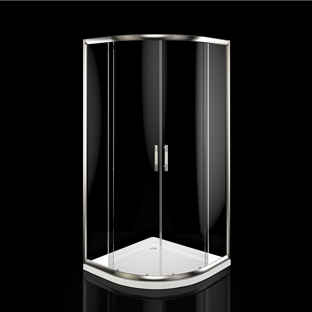 cabine de douche receveur de douche 90x90 cm quart de rond premi re qualit ebay. Black Bedroom Furniture Sets. Home Design Ideas