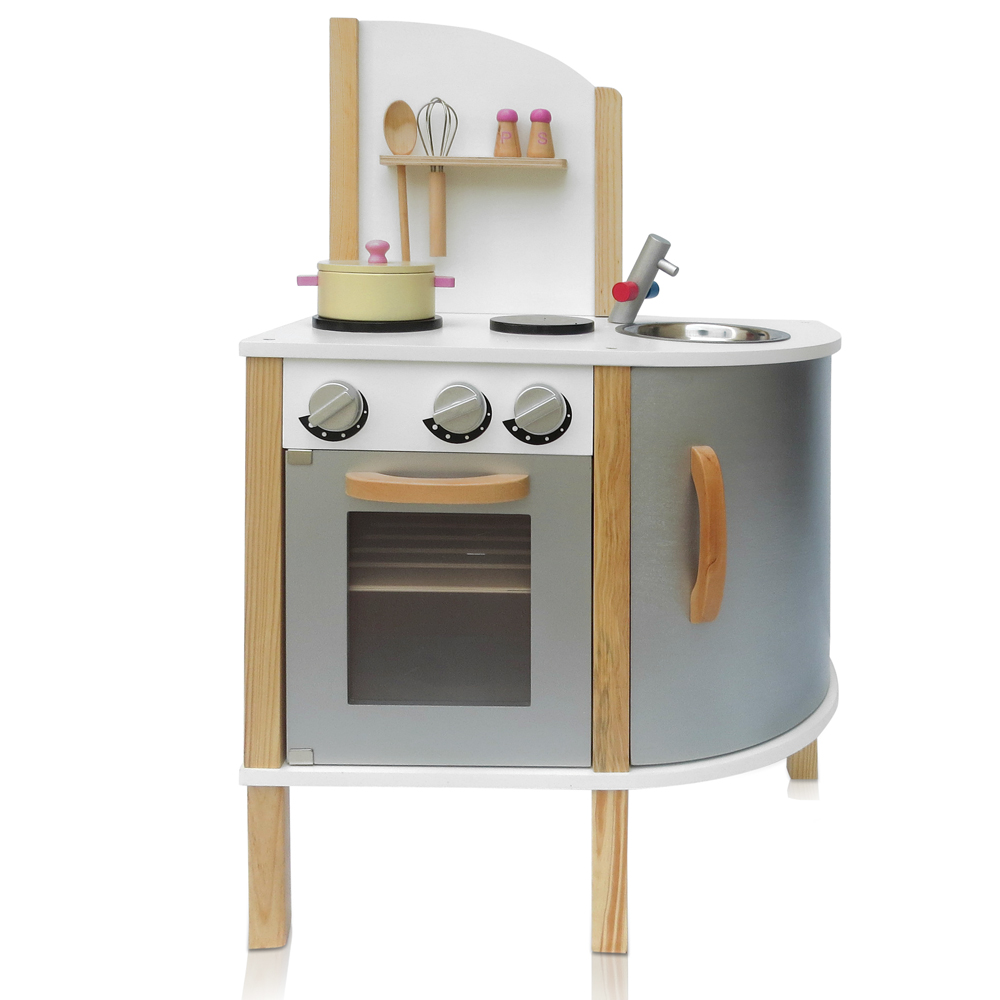 Cucina giocattolo cucina giocattolo in legno forno per - Mini cucina per bambini ...