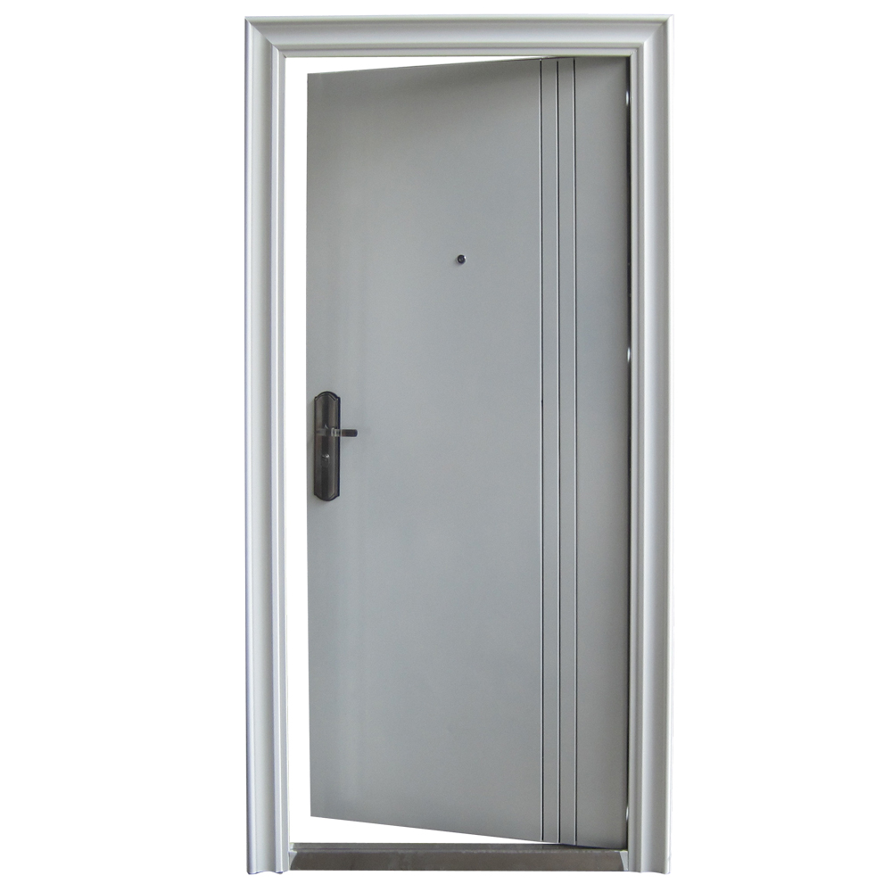 Cheap Apartments Front: Front Door Door Apartment Door Security Door White DIN