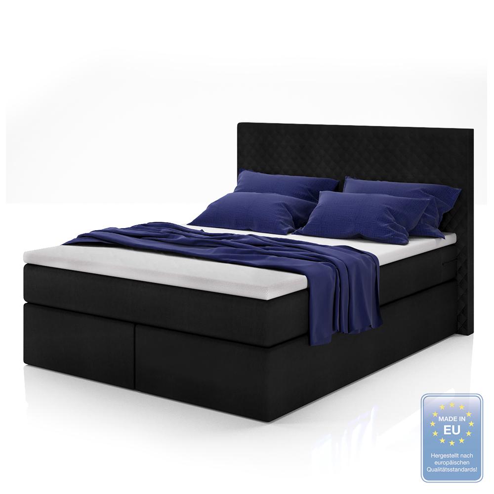 Canap de muelles cama doble de dise o cama tapizada cama - Muelles de canape ...