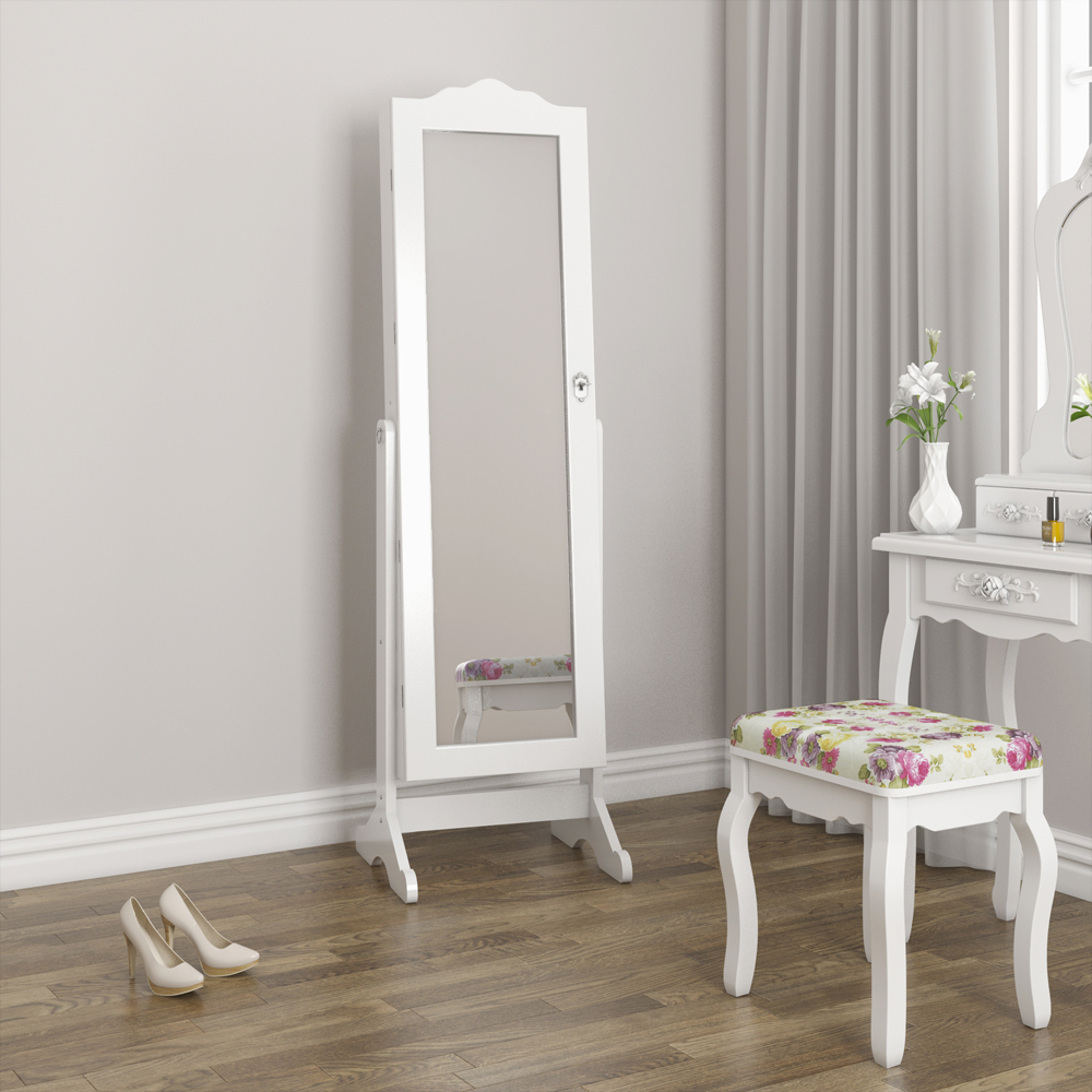 Armadio a parete - Armadio specchio gioielli ...