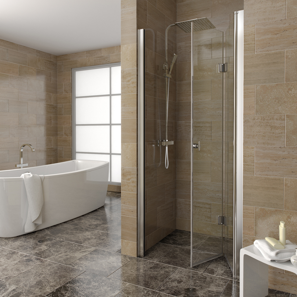 Cabina doccia nicchia doccia porta a soffietto porta per - Porta a soffietto per doccia ...