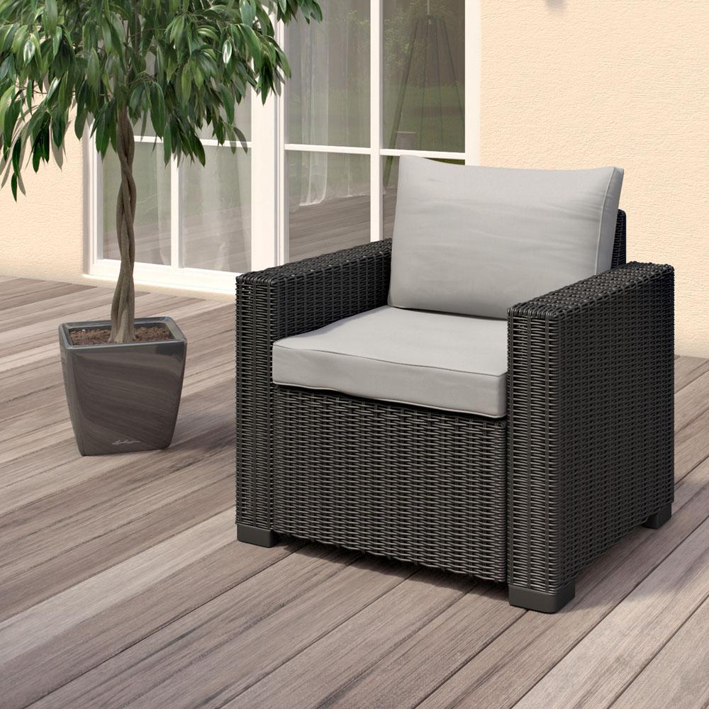 Meubles de jardin meubles de salon fauteuil en rotin - Meuble de jardin rotin ...