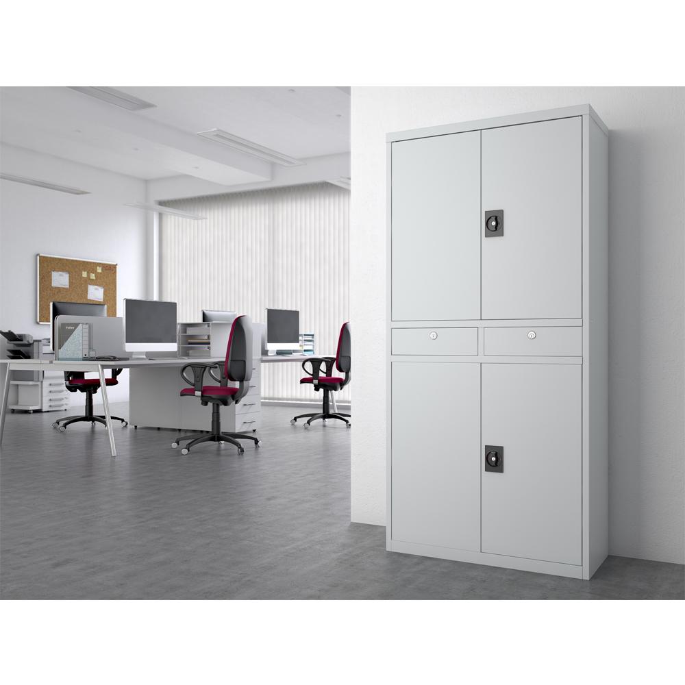 Archivador herramienta oficina mueble armario met lico for Mueble archivador oficina