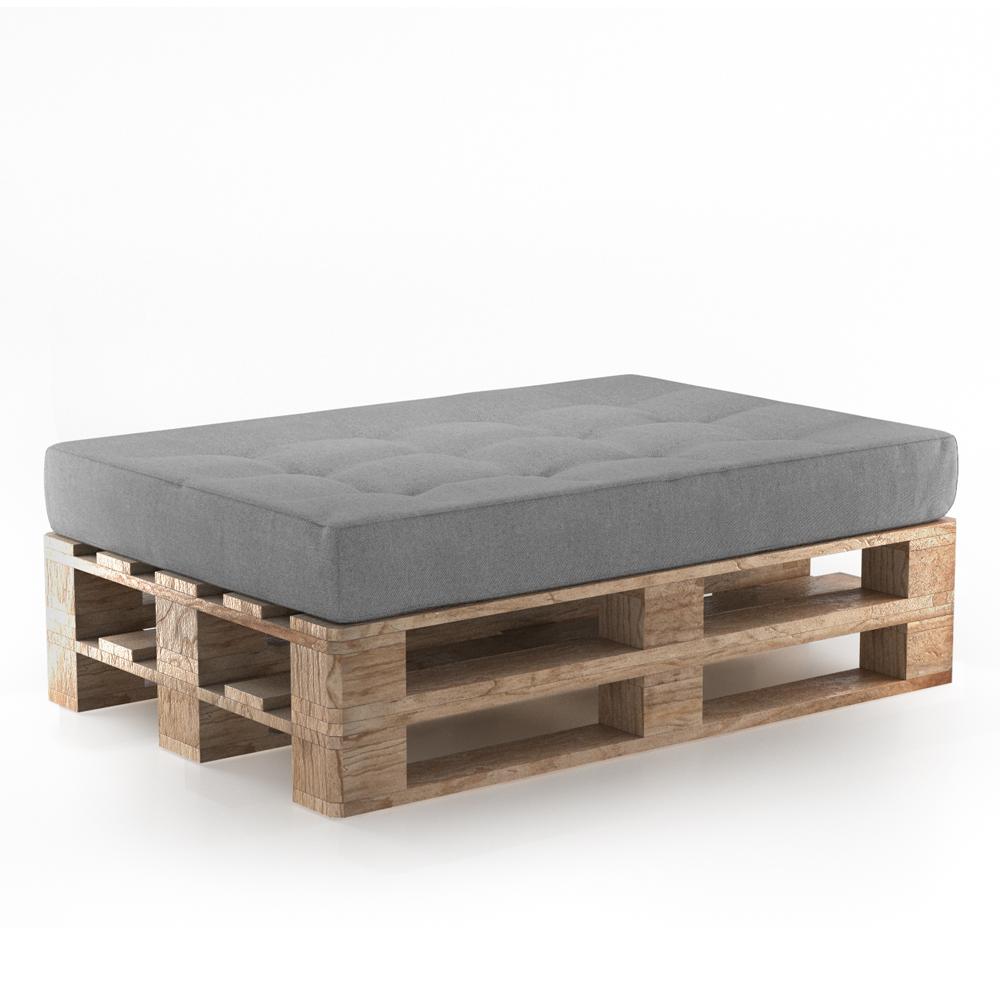 Cuscini pallet divani con pallet cuscini imbottitura indoor grigio set 11 ebay - Cuscini seduta divano ...