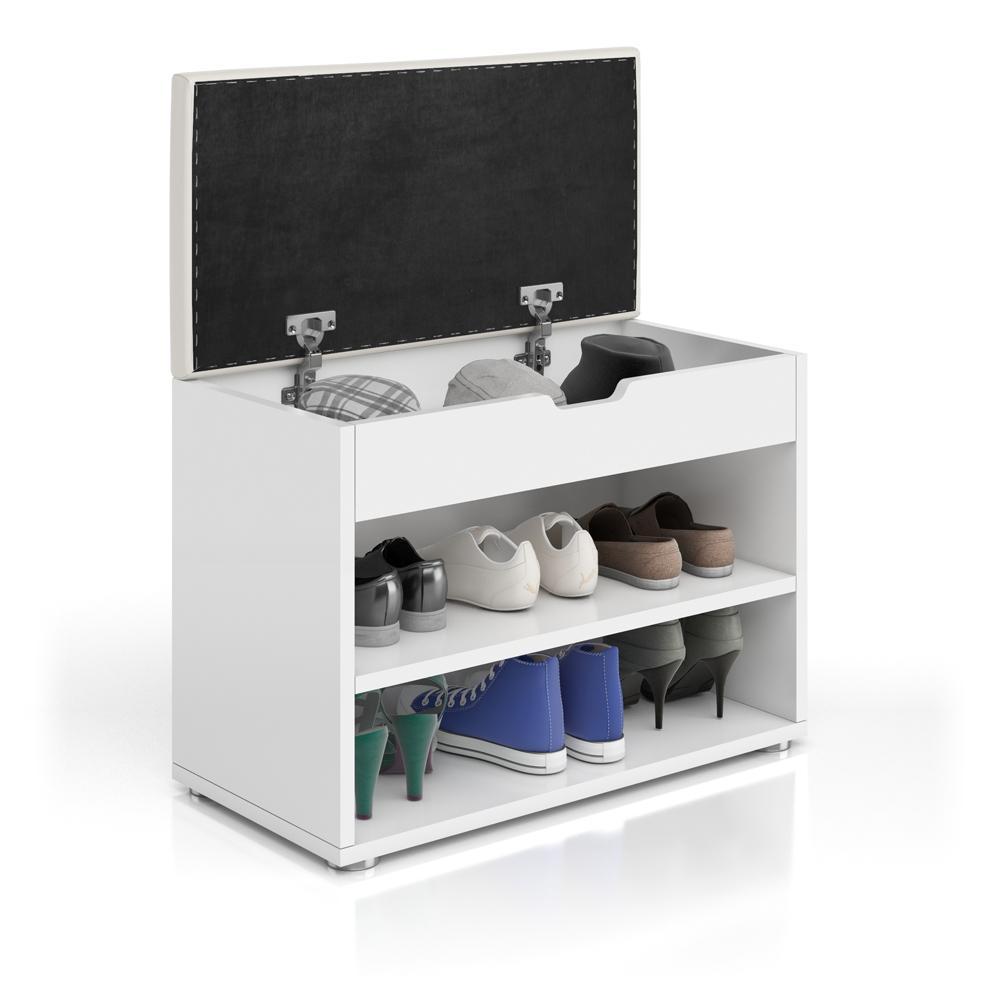 Scarpiera panca scarpe mobile scarpe divanetto scaffale - Mobile per scarpe ...