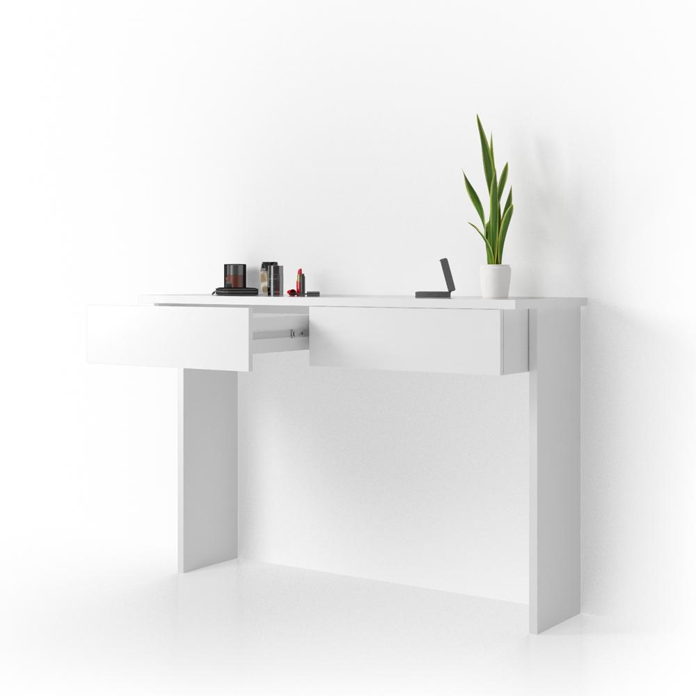 Vanity dresser dressing table vanity dresser cosmetic table white azur - White vanity dressing table ...