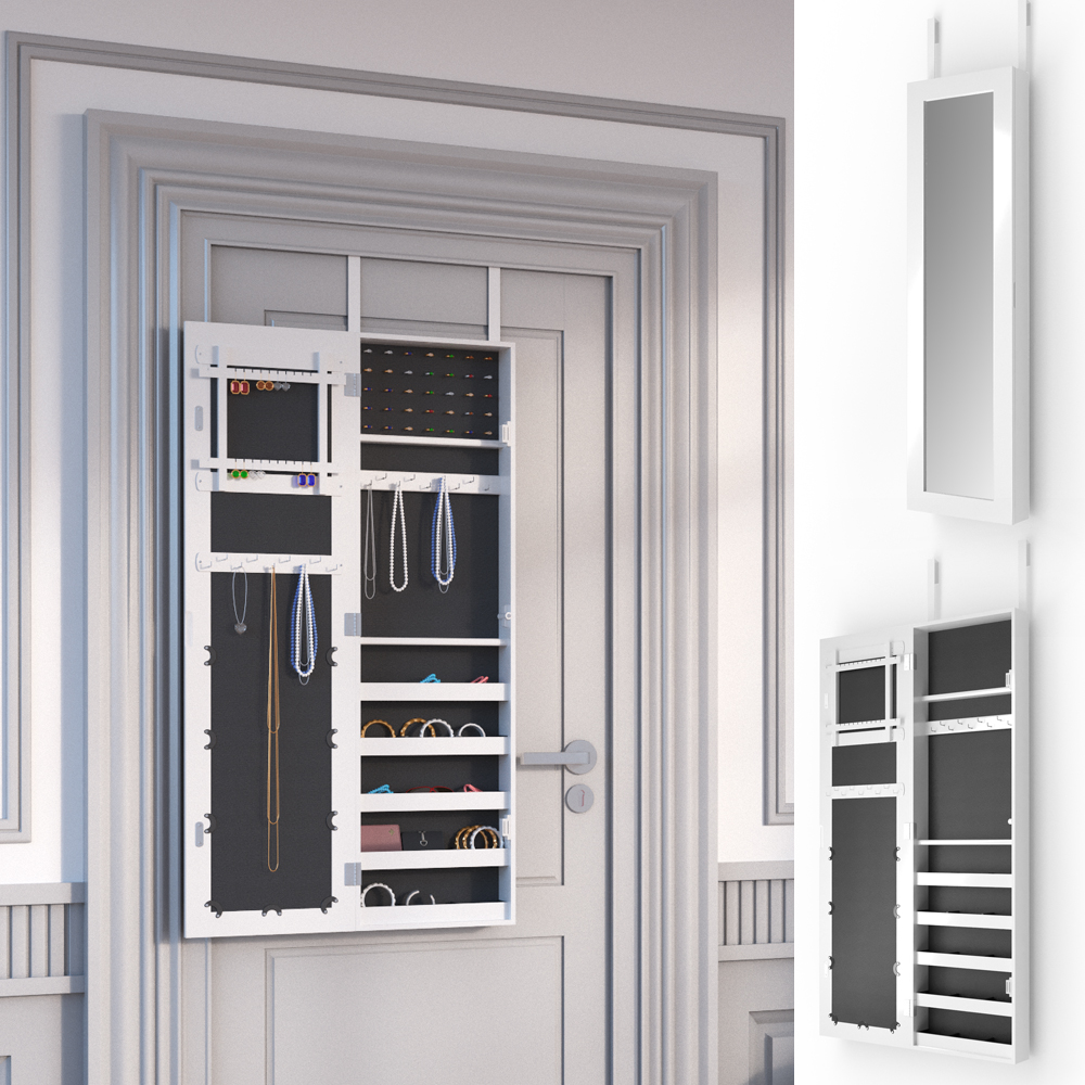 armoire bijoux armoire glace armoire suspendue montage. Black Bedroom Furniture Sets. Home Design Ideas