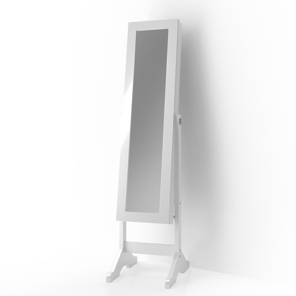 Armadio con specchio armadio per gioielli led specchio pavimento portagioielli ebay - Armadio specchio gioielli ...
