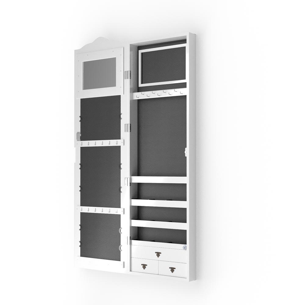 armoire bijoux armoire glace clairage led armoire. Black Bedroom Furniture Sets. Home Design Ideas