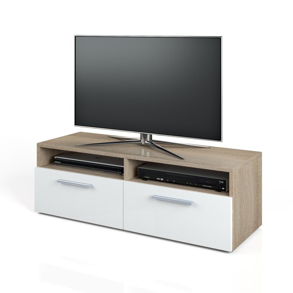 Meuble bas tv armoire table pour t l viseur sideboard - Meuble pour televiseur ...