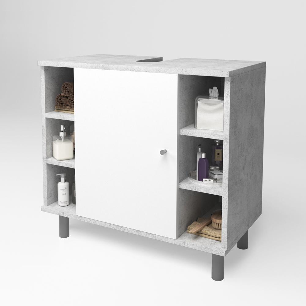 Armadietto lavabo armadietto bagno armadietto lavandino for Lavandino mobile bagno