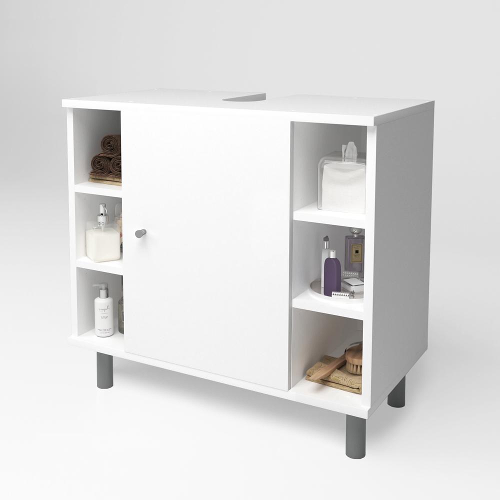 Armario de lavabo armario de ba o armario para colocar - Armario para el bano ...