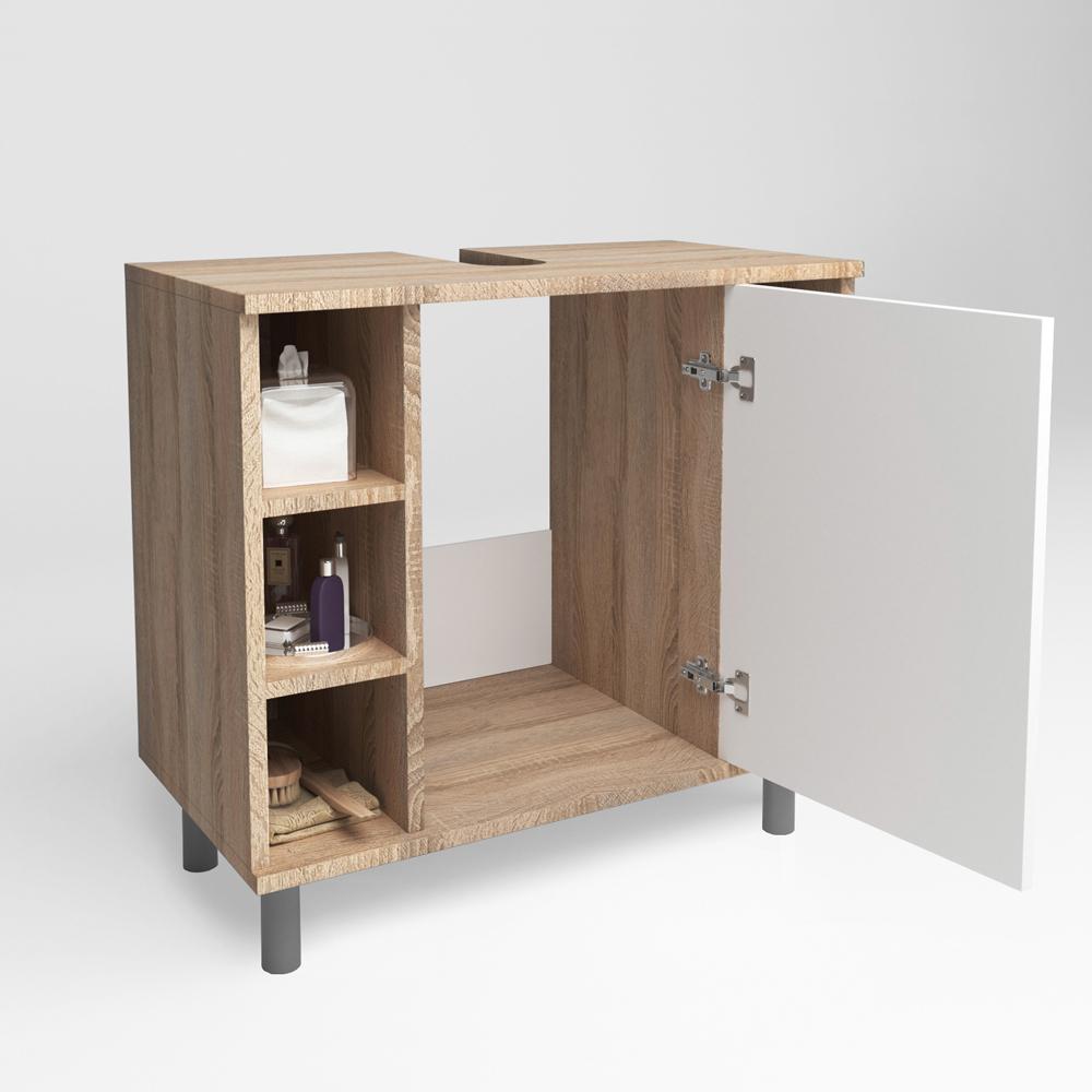 meuble sous lavabo armoire de bain meuble sous vasque. Black Bedroom Furniture Sets. Home Design Ideas