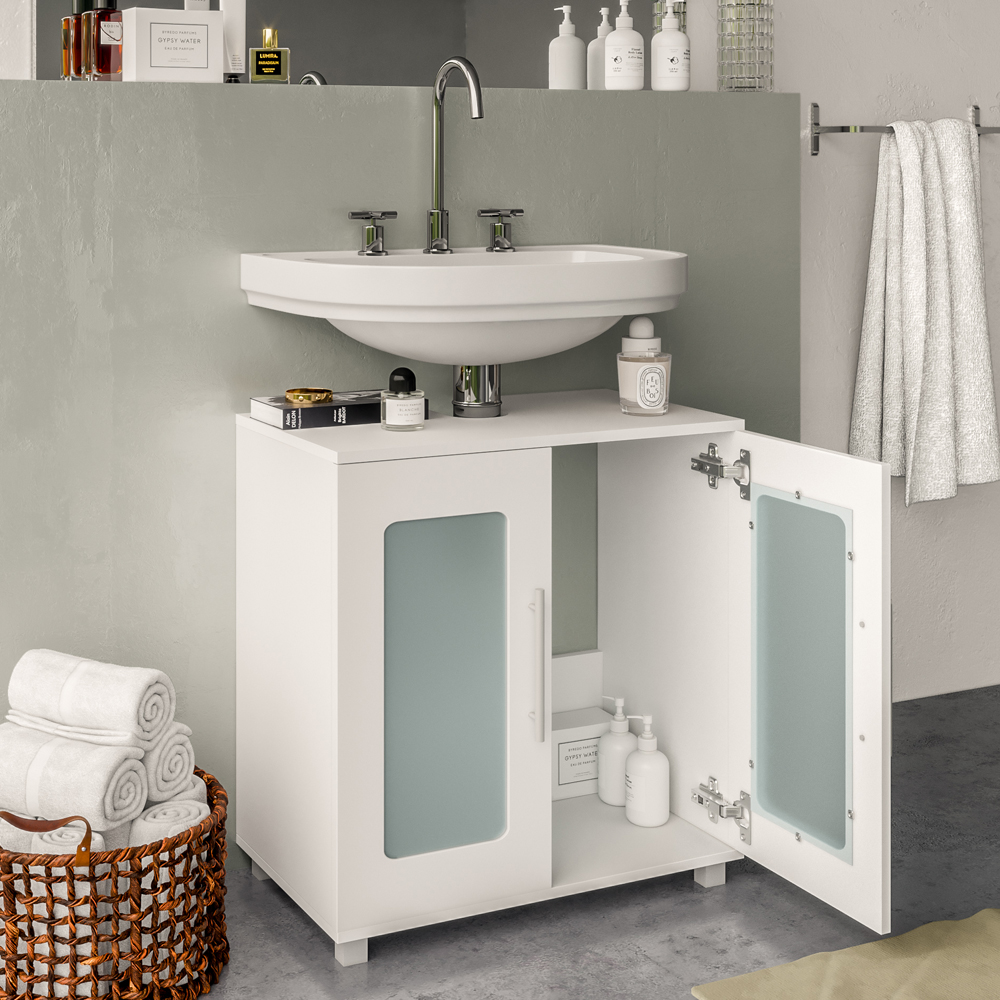 meuble sous lavabo armoire de bain meuble sous vasque meuble de salle de bain ebay. Black Bedroom Furniture Sets. Home Design Ideas