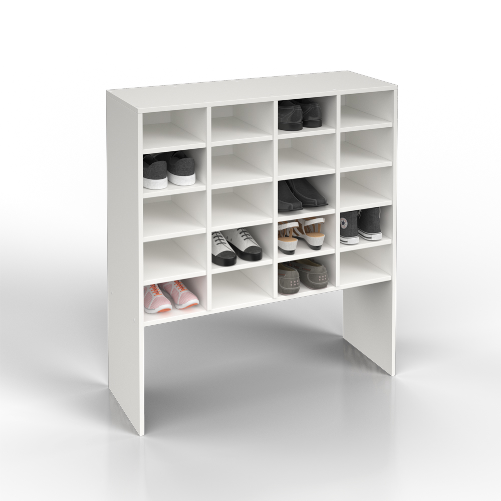 Armario zapatero zapatero estanter a soporte para zapatos - Soportes de estanterias ...