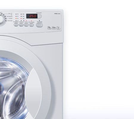haier a waschmaschine frontlader hw70 1479 7kg 1400 u. Black Bedroom Furniture Sets. Home Design Ideas