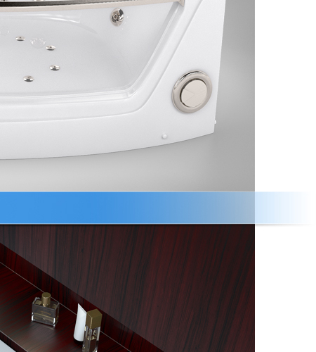badewanne freistehend duschvorhang raum und m beldesign. Black Bedroom Furniture Sets. Home Design Ideas