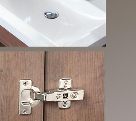 badm bel badezimmer m bel set waschbecken spiegel schrank waschtisch badschrank ebay. Black Bedroom Furniture Sets. Home Design Ideas