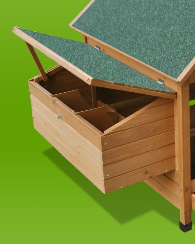 h hnerstall h hnerhaus kleintierk fig kleintierstall brutkasten hasenstall stall ebay. Black Bedroom Furniture Sets. Home Design Ideas